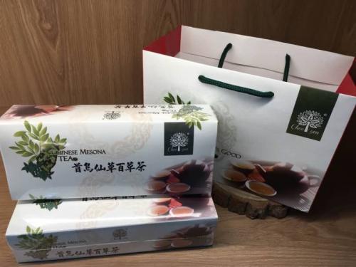 首烏仙草百草茶